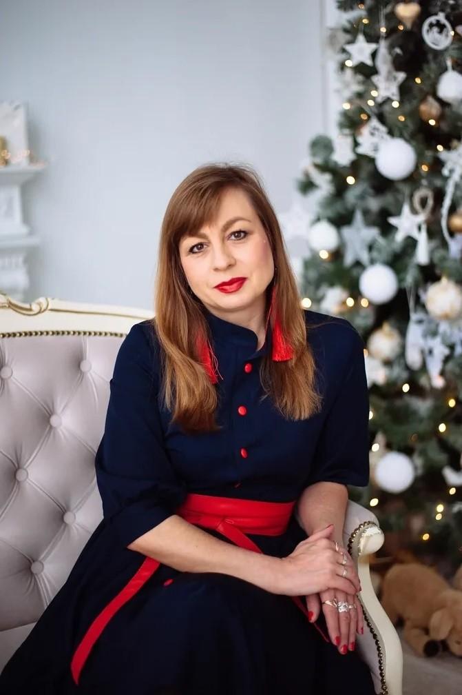 Мария Любимова