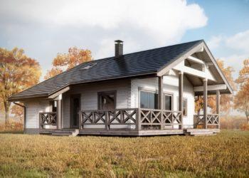 Проектирование каркасных и быстровозводимых домов из дерева