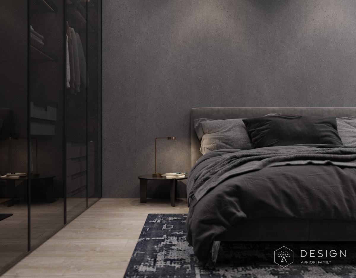 Дизайн интерьера квартиры в ЖК Галерея Чижова