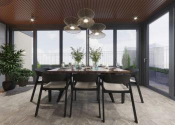 Дизайн-проект апартаментов по ул. Литаврина